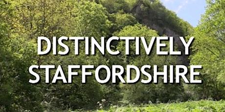 Distinctively Staffordshire tickets