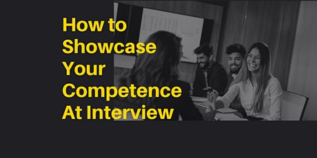 Inside the Mind of Tech Recruiters: How to Showcase Your Competence tickets
