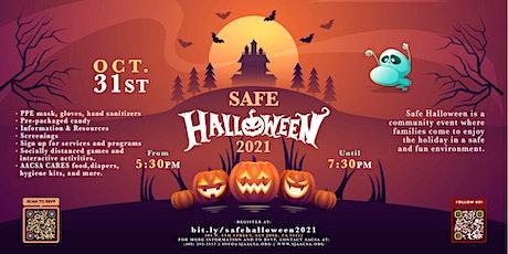 Safe Halloween 2021 tickets