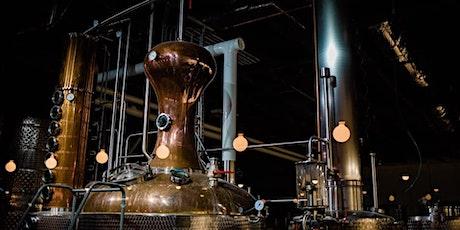 Distillery Tour & Tasting tickets