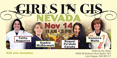 Girls in Gis Nevada-Las Vegas Gi and No Gi Event tickets