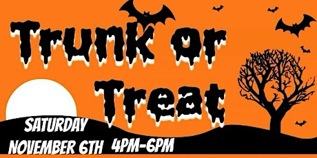 Trunk or Treat 2021 tickets