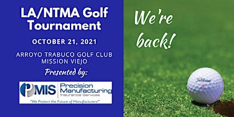 LA/NTMA 2021 Annual Golf Fundraiser tickets