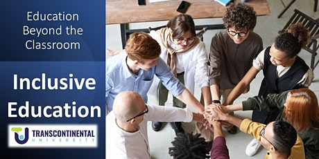 Inclusive Education – how do we develop each child based on their needs? tickets