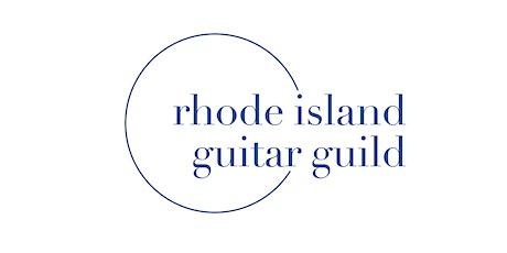 Rhode Island Guitar Guitar Guild Gala /Board Fundraiser Concert tickets