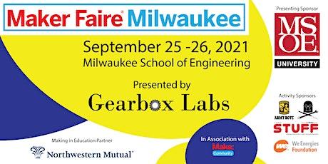 Maker Faire Milwaukee tickets