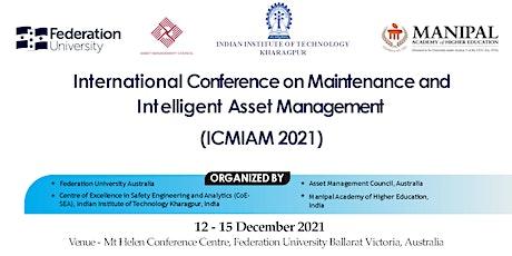 ICMIAM2021 tickets