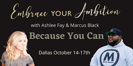 Embrace Your Ambition Dallas (VIRTUAL) tickets