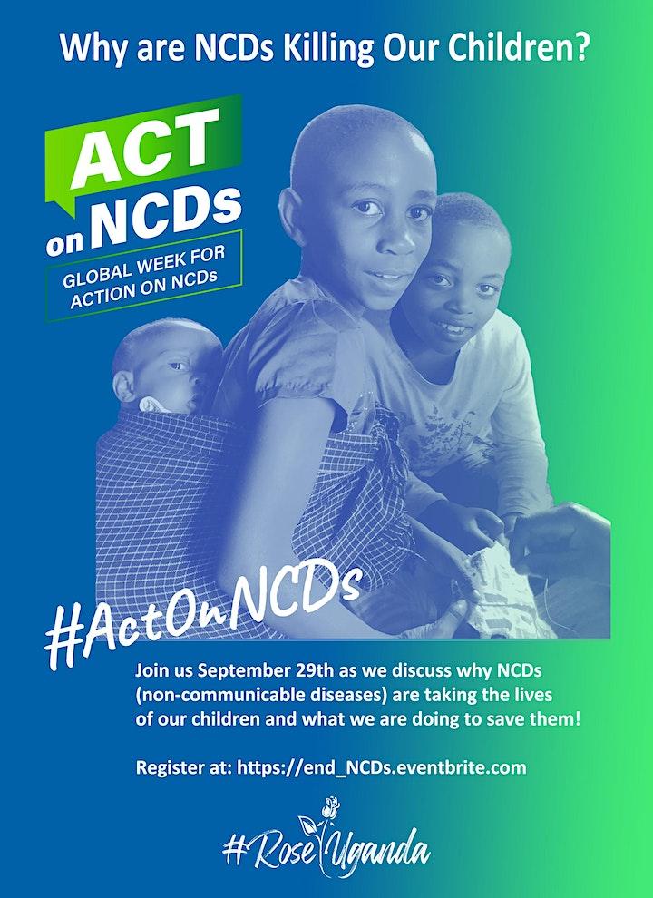 End NCDs & Save Lives image