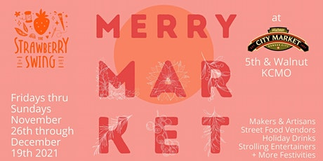 The 11th Annual Holiday Swing at Merry Market! tickets