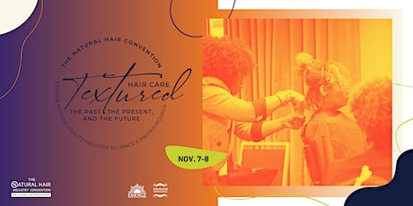 NHIC Fall 2021-Textured Hair Care: The Past, The Present, and The Future. tickets