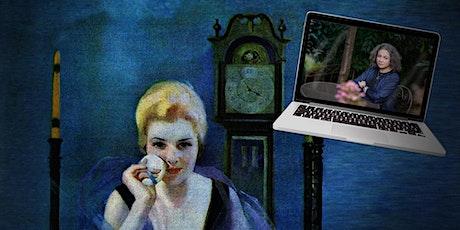Skin & Bones: Spooky Perfume Ads, with Jessica Murphy (online) tickets