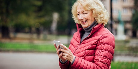 Online Event: Healthy  Apps for Seniors with STAY IN TOUCH tickets