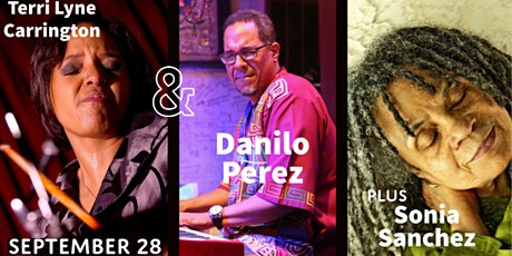"""dUOS & dUETS : Encore Series"",  with Terri Lyne Carrington & Danilo Perez tickets"