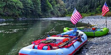 Lower Salmon River Raft Trip tickets