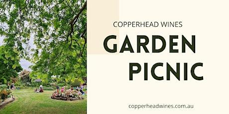 Garden Picnic @ Copperhead Wines tickets