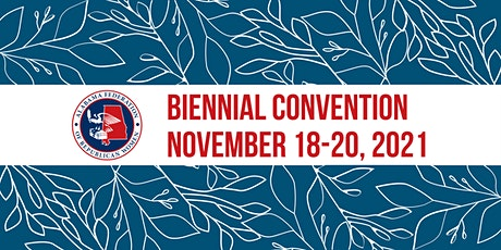AFRW Biennial Convention 2021 tickets