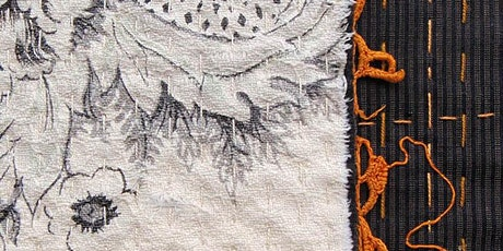 Stitching New Life into Old Cloth with Wendy Lugg tickets