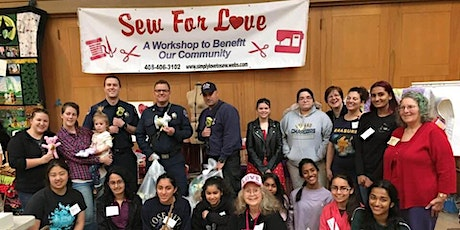 Holiday Sew for Love 2021 tickets