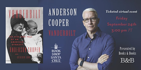 VANDERBILT: The Rise And Fall Of An American Dynasty | with Anderson Cooper tickets