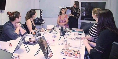 Teen Makeup Masterclass -ages 13-15 years tickets