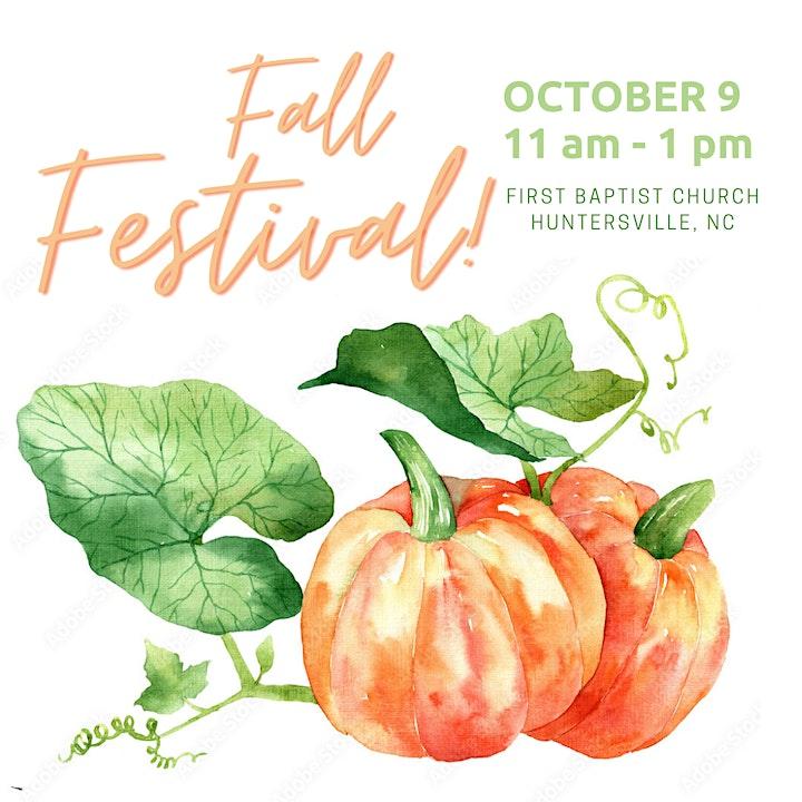 Fall Festival! image