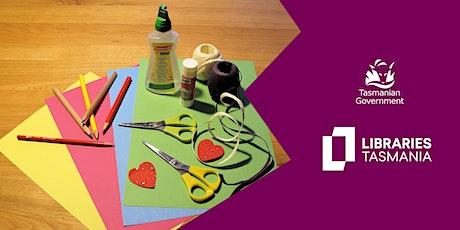 Pom Pom And Star Art Making @ Devonport Library tickets