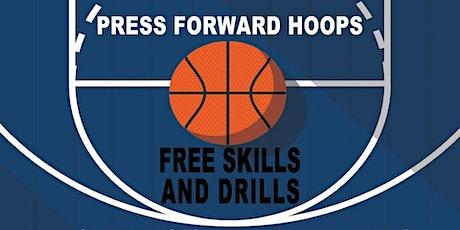 Press Forward Hoops Free Skills and Drills Training tickets