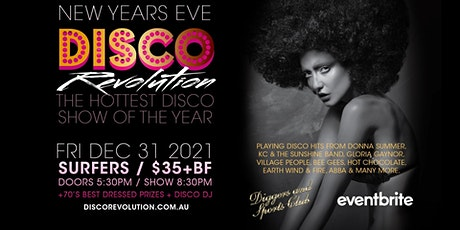 New Year's Eve - Disco Revolution tickets
