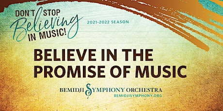 Believe in the Promise of Music - Sunday, November 14, 2021 performance tickets