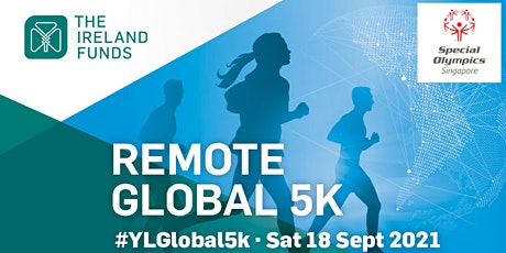 The Ireland Funds Remote Global 5k 2021– Singapore tickets