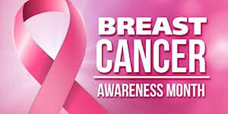 "Fun Size Model ""Breast Cancer Awareness Fashion Sh tickets"