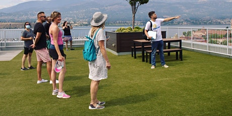 Walking Tour of Kelowna with Brewery Stop tickets