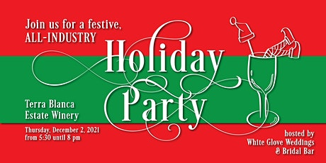 All Industry  Holiday Party tickets