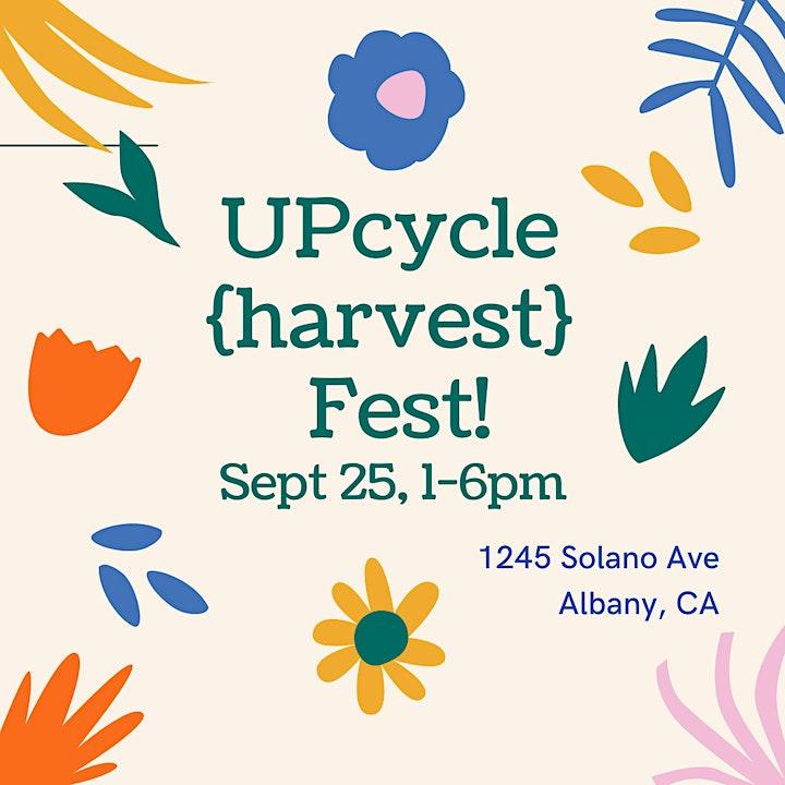 UPcycle {harvest} Fest image