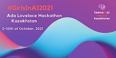 #AdaHack2021 Hackathon Kazakhstan tickets