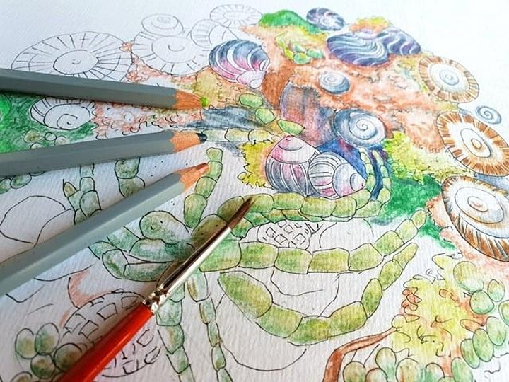 Painting in Watercolours image