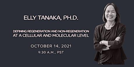 SoCal Stem Cell Seminar Series, featuring Elly Tanaka, Ph.D. tickets