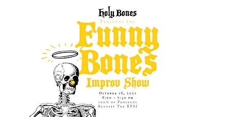 Funny Bones Improv Show tickets