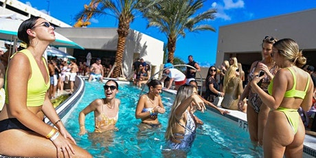 Miami Beach Pool Party + 1 Hour Open Bar on Party Bus tickets