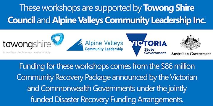 Cudgewa Community Emergency Management Plan Workshop image