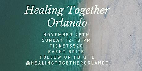 Healing Together Orlando tickets