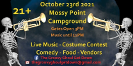 The Groovy Ghoul Get Down tickets