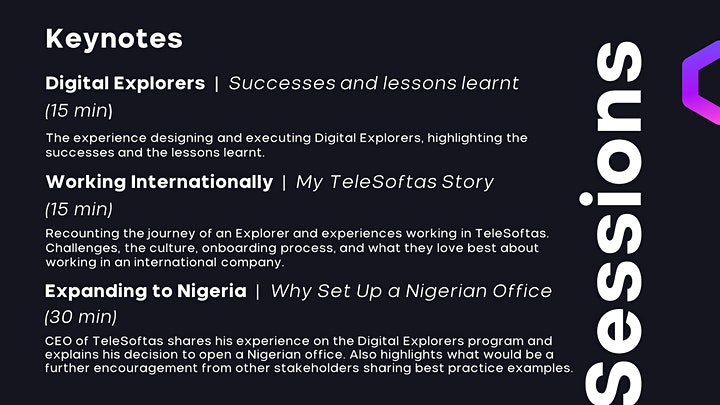 """Tech Talent"" - Nigeria's New Oil? image"