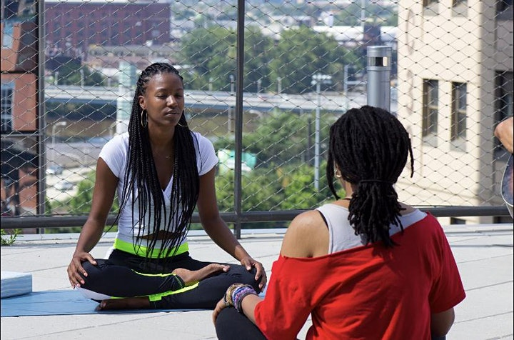 Revive & Renew Rooftop Yoga image