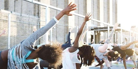 Revive & Renew Rooftop Yoga tickets