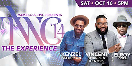 TWC14 - The Experience (Part 1) tickets