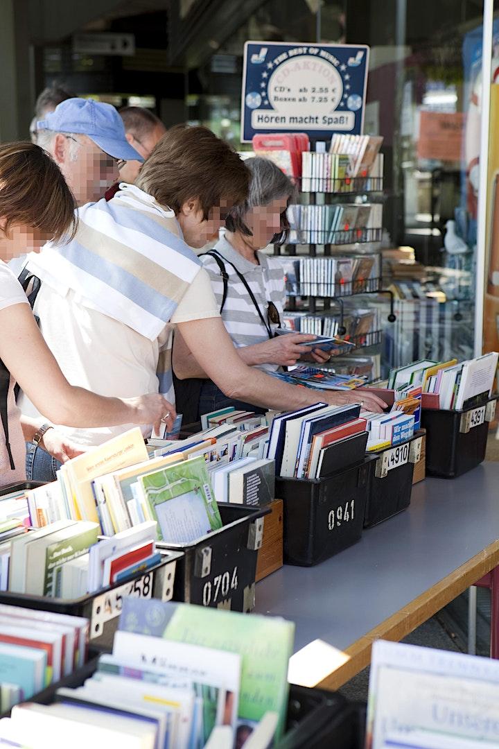 22. Waiblinger BuchMarktPlatz: Bild