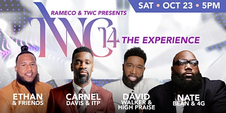 TWC14 - The Experience (Part 2) tickets