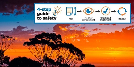 SafeWork NSW - Ask an Inspector about preparing your business for summer tickets